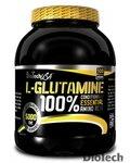 BioTech 100% L-Glutamine 500 грамм