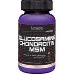 Ultimate Глюкозамин Хондротин МСМ 90 таблеток