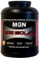 MGN Muscle Gauge Pure Whey Protein Isolate 0,9 кг