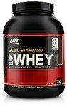 OPTIMUM 100% WHEY GOLD STANDARD 2,3 кг